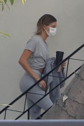 Hailey Bieber - Arriving at a Local Studio in Beverly Hills 09/18/2020