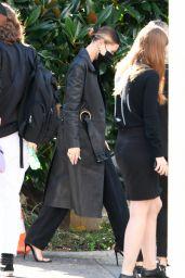 Hailey Bieber is Stylish - Milan 09/27/2020