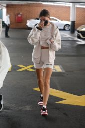 Hailey Bieber - Out in Beverly Hills 09/29/2020