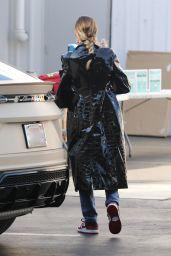 Hailey Bieber Street Style - LA 09/30/2020