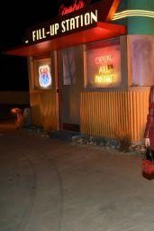 "Haley Lu Richardson - ""Unpregnant"" Premiere in Max Drive-In in Glendale"