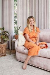 Hilary Duff - Architectural Digest September 2020