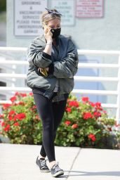 Hilary Duff in Casual Outfit - Los Angeles 09/26/2020