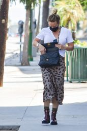 Hilary Duff - Out in Los Angeles 09/19/2020