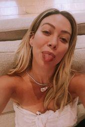 Hilary Duff - Social Media Photos 09/29/2020