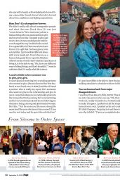 Hilary Swank - People Magazine 09/21/2020 Issue