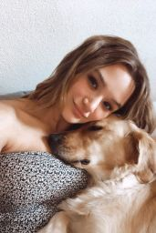 Hunter King - Social Media Photos 09/01/2020