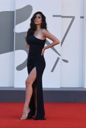 "Ines Trocchia – ""Notturno"" Premiere at the 77th Venice Film Festival"