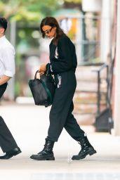 Irina Shayk Street Style 09/11/2020