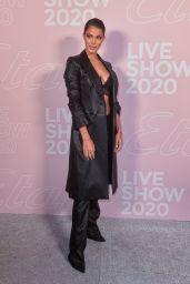 Iris Mittenaere - Etam Womenswear Spring/Summer 2021 Show in Paris 09/29/2020