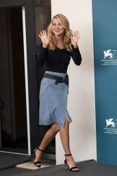 """Isabel May - """"Run Hide Fight"""" Photocall at Venice Film Festival"""