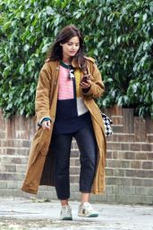 Jenna Coleman - Out in London 09/09/2020