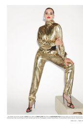 Jenna-Louise Coleman - Tatler Magazine October 2020 Issue