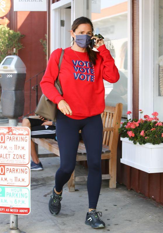 Jennifer Garner - Out in Brentwood 09/23/2020