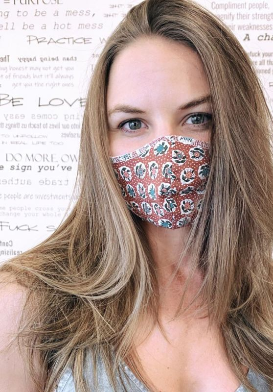 Jennifer Morrison - Social Media Photos 09/14/2020