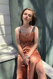 Jessica Barden - Wonderland Magazine Summer 2020 Photos