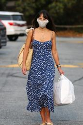 Jordana Brewster - Shopping in Brentwood 09/09/2020