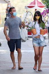 Jordana Brewster - Shopping in Santa Monica 09/06/2020