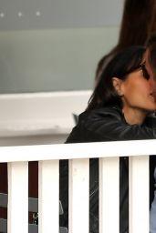 Jordana Brewster With Her New Boyfriend Mason Morfit in Brentwood 09/08/2020