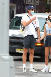 Kaia Gerber and Boyfriend Jacob Elordi in NYC 09/11/2020