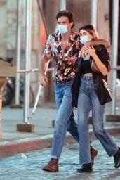 Kaia Gerber and Jacob Elordi - New York City 09/08/2020