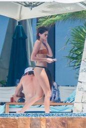 Kaia Gerber in a Bikini in Cabo San Lucas 09/21/2020