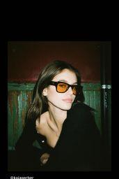 Kaia Gerber - Social Media Photos 09/30/2020