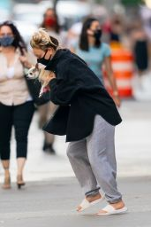 Kaley Cuoco - Out in NYC 08/31/2020
