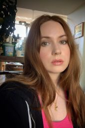 Karen Gillan - Social Media Photos 09/09/2020