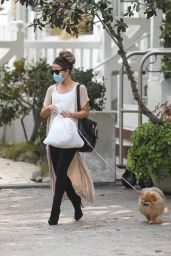 Kate Beckinsale at Shutters Hotel in Santa Monica 09/08/2020