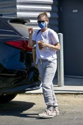 Kate Mara - Out in Los Angeles 09/24/2020