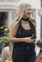 Kate Moss - Out in London