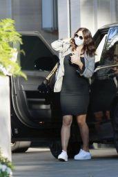 Katharine McPhee - Out in Los Angeles 09/21/2020