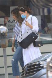 Katharine McPhee - Shopping in LA 09/26/2020