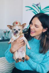 Katharine McPhee – Social Media Photos 09/16/2020