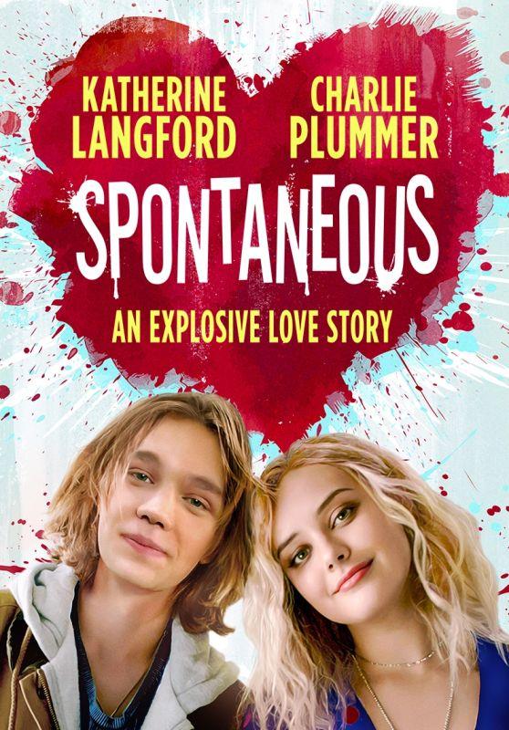 """Katherine Langford - """"Spontaneous"""" Poster"""