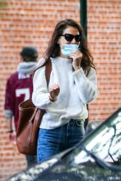 Katie Holmes - Out in New York 09/13/2020