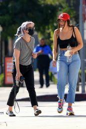 Kelly Osbourne - Gracias Madre in West Hollywood 09/25/2020
