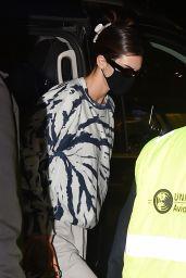Kendall Jenner – Leaving Milan 09/27/2020