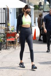 Kendall Jenner – Out for Lunch in West Hollywood 09/09/2020