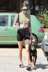 Kendall Jenner - Out in Malibu 09/23/2020