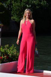 Kiera Chaplin at Hotel Excelsior in Venice 09/03/2020