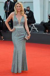 """Kiera Chaplin – """"Padrenostro """" Premiere at the 77th Venice Film Festival"""