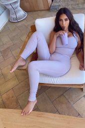 Kim Kardashian Outfit - Instagram 09/06/2020