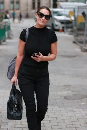 Kirsty Gallacher - Out in London 08/26/2020