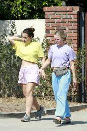 Kristen Bell - Out in Los Feliz 09/02/2020
