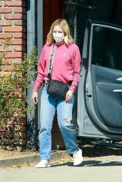 Kristen Bell - Out in Los Feliz 09/23/2020