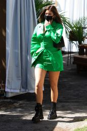 Kylie Jenner - Out for Lunch at 40 Love in West Hollywood 08/13/2020