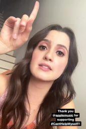 Laura Marano - Social Media Photos and Videos 09/20/2020