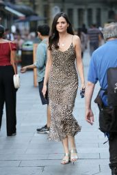 Lilah Parsons - Out in London 08/11/2020